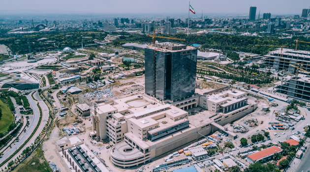 Central Bank of Iran (Building Complex D,E,G,H)