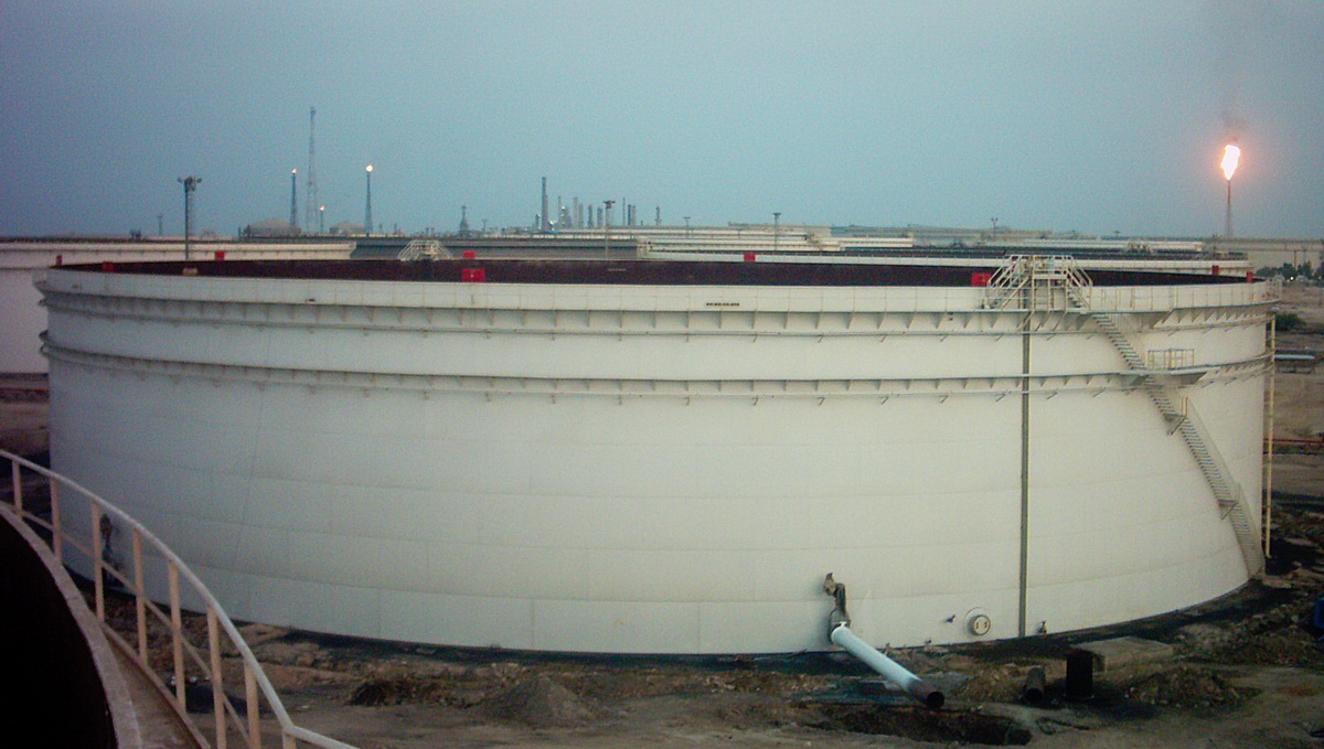 Crude Oil Storage Tanks